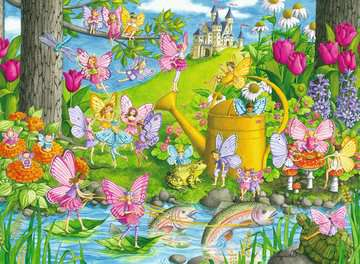 Fairy Playland Jigsaw Puzzles;Children s Puzzles - image 2 - Ravensburger