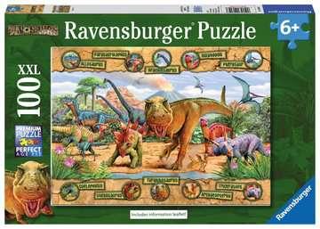 Dinosaurs Jigsaw Puzzles;Children s Puzzles - image 1 - Ravensburger