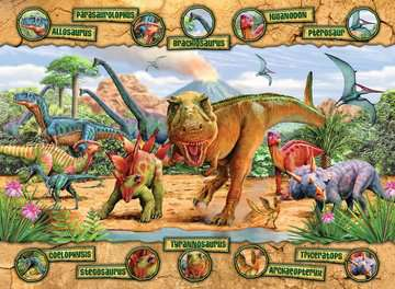 Dinosaurs Jigsaw Puzzles;Children s Puzzles - image 2 - Ravensburger