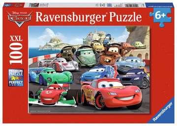 10615 Kinderpuzzle Brisantes Rennen von Ravensburger 1