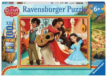Dancing Elena Jigsaw Puzzles;Children s Puzzles - image 1 - Ravensburger