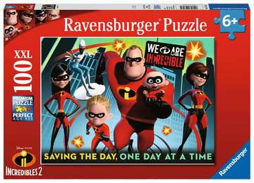Incredibles 2 Puzzle;Kinderpuzzle - Bild 1 - Ravensburger