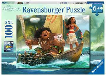 Moana and Maui Jigsaw Puzzles;Children s Puzzles - image 1 - Ravensburger