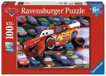 Disney Cars: Cars  Everywhere! Jigsaw Puzzles;Children s Puzzles - image 1 - Ravensburger