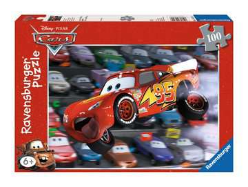 Disney Cars: Cars  Everywhere! Jigsaw Puzzles;Children s Puzzles - image 2 - Ravensburger