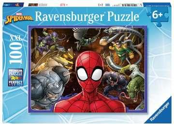 Disney Spiderman 100 dílků 2D Puzzle;Dětské puzzle - obrázek 1 - Ravensburger