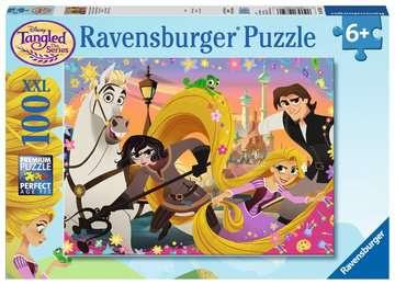 Rapunzels neue Abenteuer Puzzle;Kinderpuzzle - Bild 1 - Ravensburger