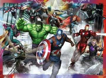 Avengers Puzzles;Puzzle Infantiles - imagen 2 - Ravensburger