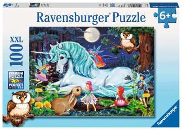 Im Zauberwald Puzzle;Kinderpuzzle - Bild 1 - Ravensburger