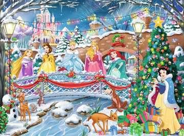 Die Prinzessinnen feiern Weihnachten Puzzle;Kinderpuzzle - Bild 2 - Ravensburger