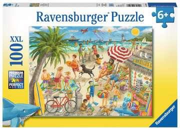 Soleil à Shelly Puzzles;Puzzles pour enfants - Image 1 - Ravensburger