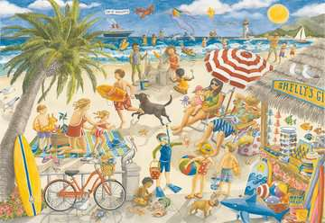 Sun at Shelly s Jigsaw Puzzles;Children s Puzzles - image 2 - Ravensburger