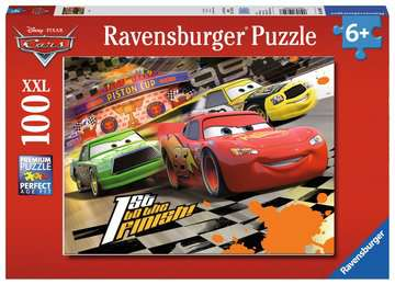 Disney Cars Jigsaw Puzzles;Children s Puzzles - image 1 - Ravensburger