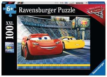 CARS 3 Jigsaw Puzzles;Children s Puzzles - image 1 - Ravensburger