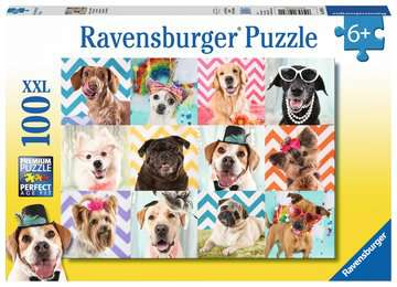Doggy Disguise Jigsaw Puzzles;Children s Puzzles - image 1 - Ravensburger
