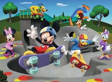 Topolino allo skate-park Puzzle;Puzzle per Bambini - immagine 2 - Ravensburger