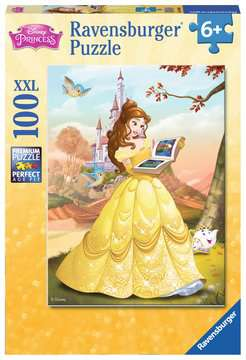 Belle Reads a Fairy Tale Jigsaw Puzzles;Children s Puzzles - image 1 - Ravensburger