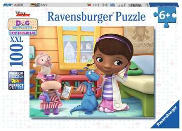 Doc Explains! Jigsaw Puzzles;Children s Puzzles - image 1 - Ravensburger