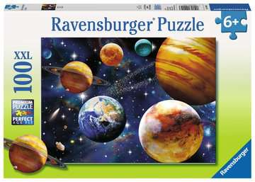 Space Jigsaw Puzzles;Children s Puzzles - image 1 - Ravensburger