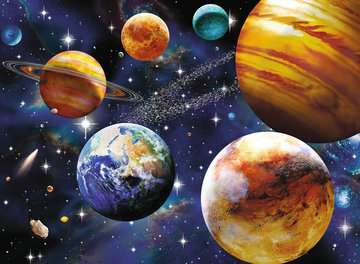 Space Jigsaw Puzzles;Children s Puzzles - image 2 - Ravensburger
