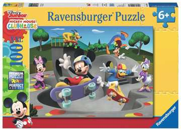 At the Skate Park Jigsaw Puzzles;Children s Puzzles - image 1 - Ravensburger