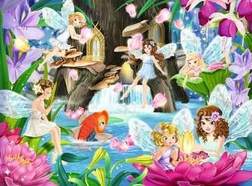 10942 Kinderpuzzle Magische Feennacht von Ravensburger 2