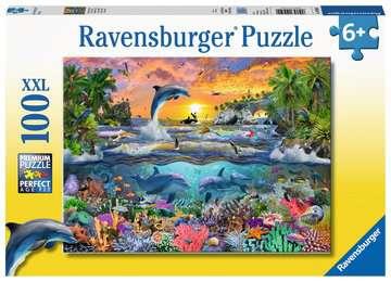 Tropical Paradise Puslespil;Puslespil for børn - Billede 1 - Ravensburger