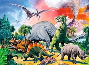 Among the Dinosaurs Puslespil;Puslespil for børn - Billede 2 - Ravensburger