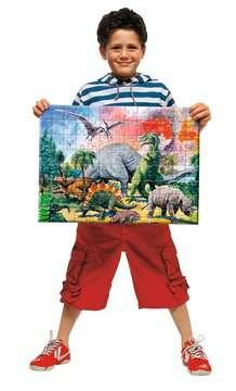 Among the Dinosaurs Puslespil;Puslespil for børn - Billede 3 - Ravensburger
