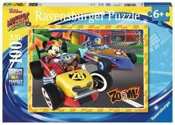 MICKEY RAŹNI RAJDOWCY 100 EL. Puzzle;Puzzle dla dzieci - Zdjęcie 1 - Ravensburger