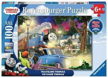 Traveling Thomas Jigsaw Puzzles;Children s Puzzles - image 1 - Ravensburger