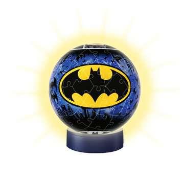 Batman Ravensburger 3D  Nighlight Puzzle ball 3D Puzzle;3D Lampada Notturna - immagine 3 - Ravensburger
