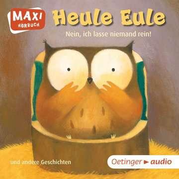 11097001 tiptoi® Hörbücher Heule Eule - Nein, ich lasse niemand rein! Und andere Geschichten von Ravensburger 1