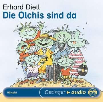11097004 tiptoi® Hörbücher Die Olchis sind da von Ravensburger 1