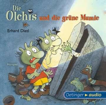 Die Olchis und die grüne Mumie tiptoi®;tiptoi® Hörbücher - Bild 1 - Ravensburger