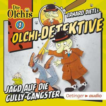 11097007 tiptoi® Hörbücher Olchi-Detektive 1 - Jagd auf die Gully-Gangster von Ravensburger 1