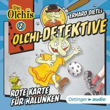 11097008 tiptoi® Hörbücher Olchi-Detektive 2 - Rote Karte für Halunken von Ravensburger 1
