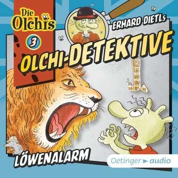 11097009 tiptoi® Hörbücher Olchi-Detektive 3 - Löwenalarm von Ravensburger 1