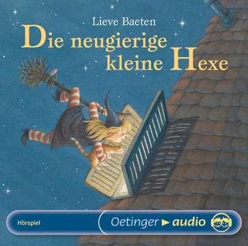 11097012 tiptoi® Hörbücher Die neugierige kleine Hexe von Ravensburger 1