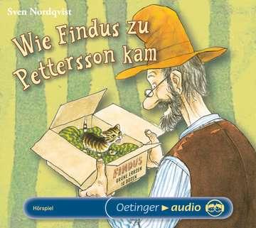 11097017 tiptoi® Hörbücher Wie Findus zu Pettersson kam von Ravensburger 1