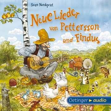 11097019 tiptoi® Lieder Neue Lieder von Pettersson und Findus von Ravensburger 1