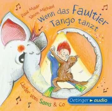 11097020 tiptoi® Lieder Wenn das Faultier Tango tanzt - Lieder vom Sams & Co von Ravensburger 1