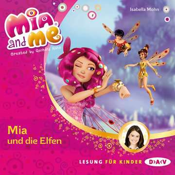 11097025 tiptoi® Hörbücher Mia & Me - Teil 1: Mia und die Elfen von Ravensburger 1