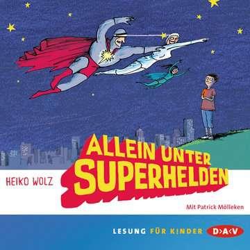 Allein unter Superhelden tiptoi®;tiptoi® Hörbücher - Bild 1 - Ravensburger