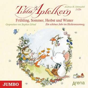 11097031 tiptoi® Hörbücher Tilda Apfelkern - Frühling, Sommer, Herbst und Winter - ein schönes Jahr im Heckerosenweg von Ravensburger 1
