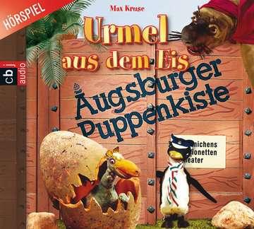 Urmel aus dem Eis tiptoi®;tiptoi® Hörbücher - Bild 1 - Ravensburger