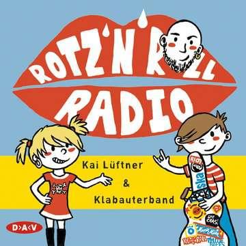 Rotz  n  Roll Radio tiptoi®;tiptoi® Lieder - Bild 1 - Ravensburger