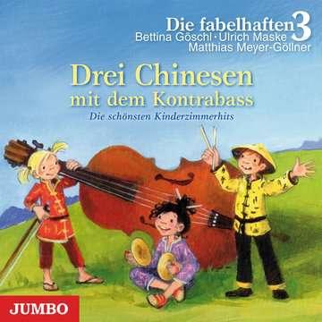 Drei Chinesen mit dem Kontrabass tiptoi®;tiptoi® Lieder - Bild 1 - Ravensburger