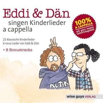 11097072 tiptoi® Lieder Eddi & Dän singen Kinderlieder von Ravensburger 1