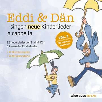Eddi & Dän singen neue Kinderleider tiptoi®;tiptoi® Lieder - Bild 1 - Ravensburger